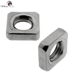 Häufig Vierkantmuttern DIN 557 | DIN 562 | Stahl blank WU71