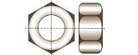 feingewindemuttern sechskantmuttern mit feingewinde. Black Bedroom Furniture Sets. Home Design Ideas