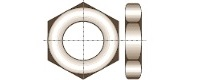 sechskantmutter sechskantmuttern aus edelstahl messing alu stahl. Black Bedroom Furniture Sets. Home Design Ideas